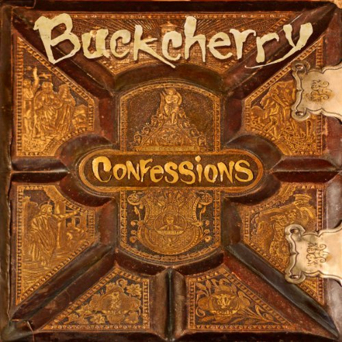 Buckcherry Confessions Deluxe Edition (cd Deluxe Ed. Explicit Version
