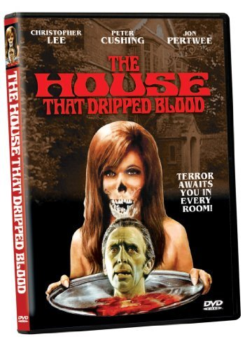 House That Dripped Blood Lee Cushing Porter Aws Pg