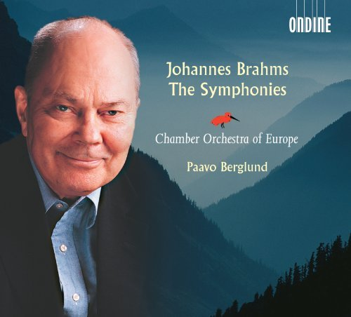 Johannes Brahms Brahms Symphonies Chamber Orchestra Of Europe Be