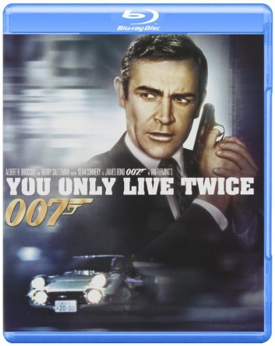 James Bond You Only Live Twice Connery Wakabayashi Hama Tamba Pg Blu Ray Ws