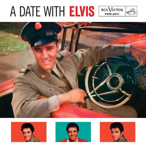 Elvis Presley Date With Elvis 180gm Vinyl