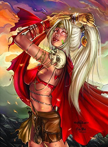 Troy Brownfield Grimm Fairy Tales Myths & Legends Volume 5
