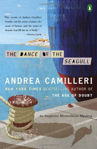 Andrea Camilleri The Dance Of The Seagull