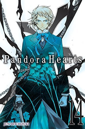 Jun Mochizuki Pandorahearts Vol. 14