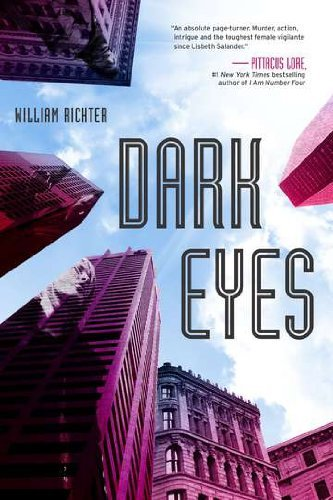 William Richter Dark Eyes
