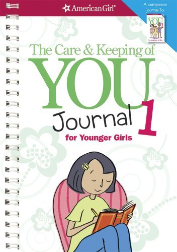 Cara Natterson The Care & Keeping Of You Journal 1 For Younger Gi