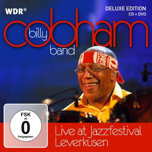 Billy Band Cobham Live At Jazzfestival Leverkuse Deluxe Ed. Incl. DVD