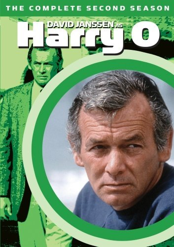 Harry O Season 2 DVD Mod This Item Is Made On Demand Could Take 2 3 Weeks For Delivery