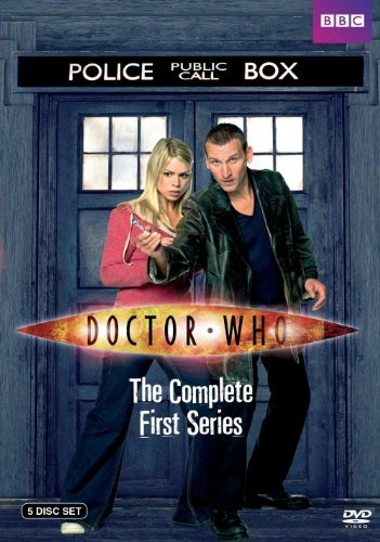 Doctor Who Series 1 Complete First Series Nr 5 DVD