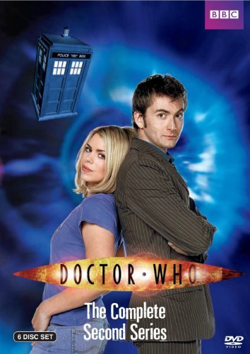 Doctor Who Series 2 Doctor Who Nr 6 DVD