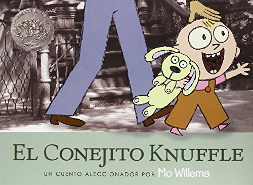 Mo Willems El Conejito Knuffle