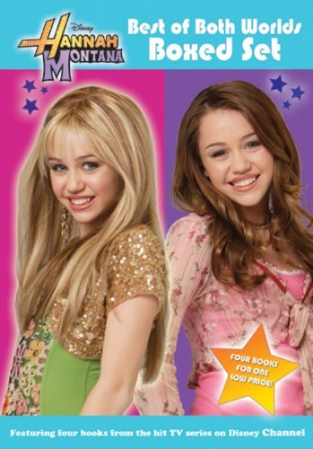 Disney Press Hannah Montana Best Of Both Worlds