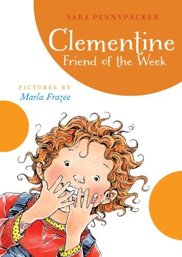 Sara Pennypacker Clementine Friend Of The Week