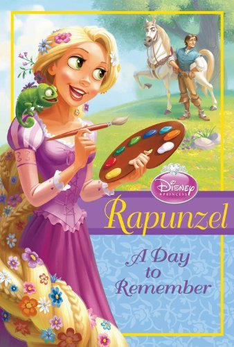 Helen Perelman Rapunzel A Day To Remember