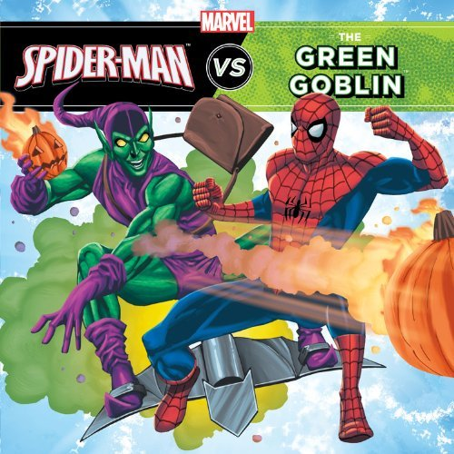 Steve Behling The Amazing Spider Man Vs. Green Goblin