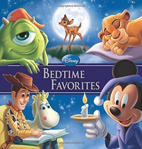 Disney Book Group Disney Bedtime Favorites