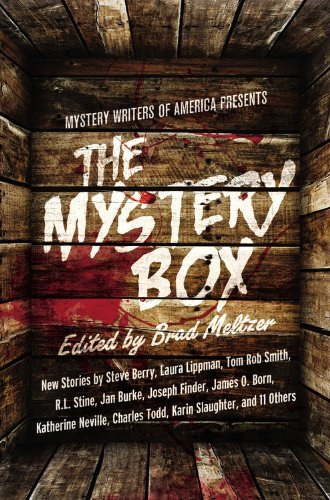 Brad Meltzer Mystery Writers Of America Presents The Mystery Bo