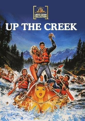 Up The Creek (1984) Matheson Monahan Helberg DVD R R Ws