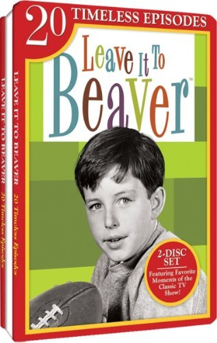 Leave It To Beaver 20 Timeless Episodes (slim Tin Nr