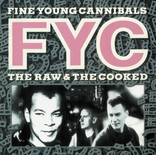 Fine Young Cannibals Raw & The Cooked 2 CD