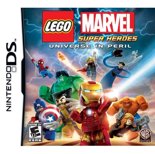 Whv Games Lego Marvel Super Heroes Universe In Peril Whv Games E10+