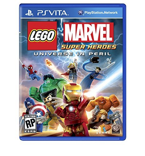 Playstation Vita Lego Marvel Super Heroes Universe In Peril