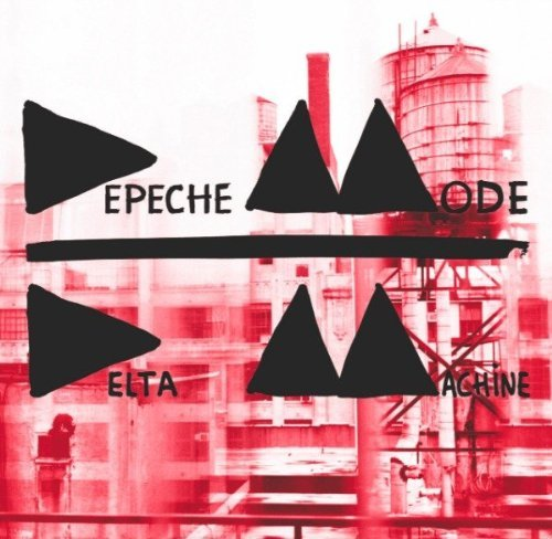 Depeche Mode Delta Machine 180gm Vinyl Deluxe Ed. 2 Lp