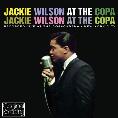 Jackie Wilson Jackie Wilson At The Copa Import Gbr