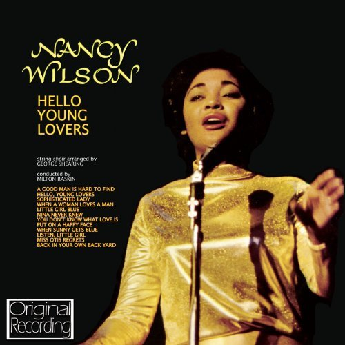 Nancy Wilson Hello Young Lovers Import Gbr