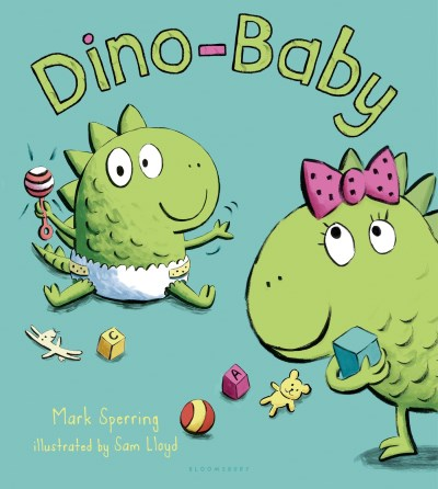 Mark Sperring Dino Baby