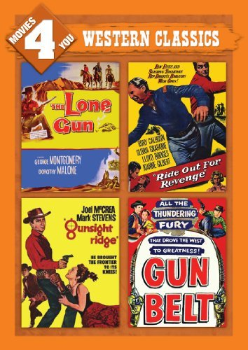 Lone Gun Ride Out For Revenge Movies 4 You Western Classics Nr