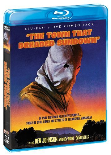 Town That Dreaded Sundown Envi Johnson Wells Blu Ray DVD Pg