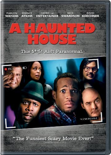 Haunted House Wayans Atkins Swardson Koechne Ws R