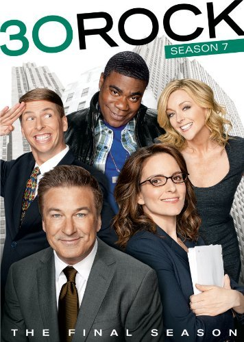 30 Rock Season 7 DVD