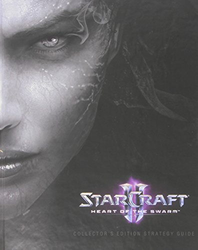 Bradygames Starcraft Ii Heart Of The Swarm Collector's Edition Strategy G