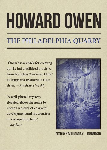 Howard Owen The Philadelphia Quarry
