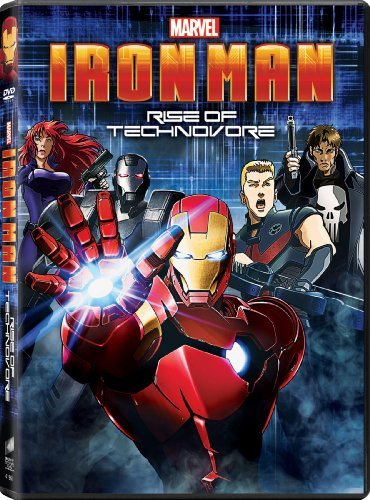Iron Man Rise Of The Technovo Iron Man Rise Of The Technovo Ws Pg13