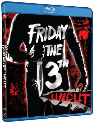 Friday The 13th Bacon Palmer King Crosby Blu Ray Nr Ws Uncut