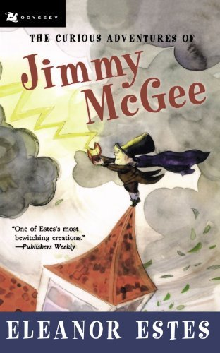 Eleanor Estes The Curious Adventures Of Jimmy Mcgee