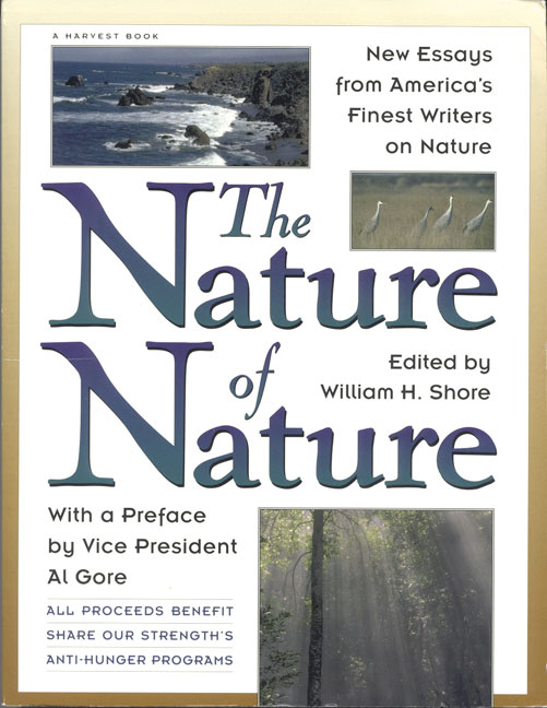 Shore Nature Of Nature New Essays From America's Finest