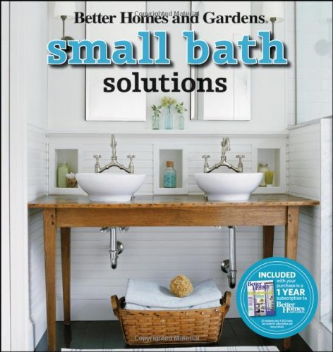 Better Homes And Gardens Small Bath Solutions