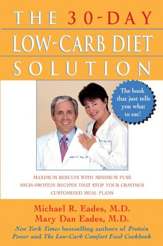 Mary Dan Eades The 30 Day Low Carb Diet Solution