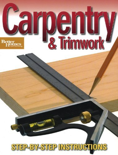 Meredith Books Carpentry & Trimwork