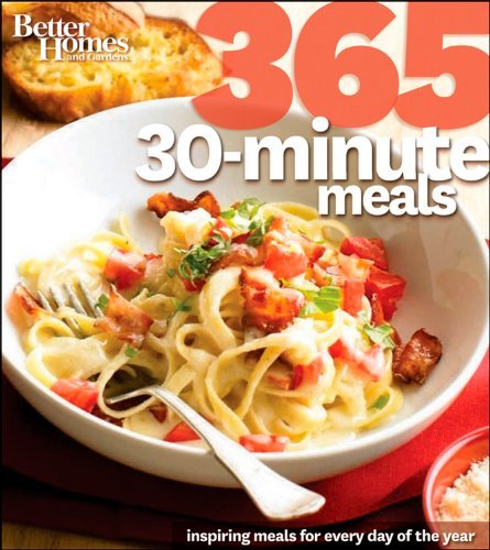 Better Homes & Gardens Better Homes And Gardens 365 30 Minute Meals