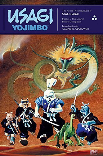 Stan Sakai Usagi Yojimbo The Dragon Bellow Conspiracy