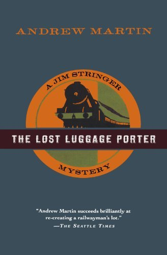 Andrew Martin The Lost Luggage Porter