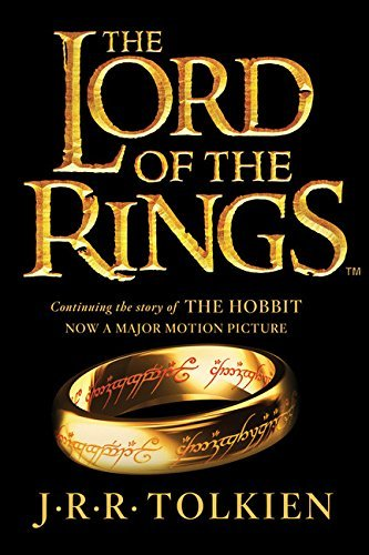 Tolkien J. R. R. Lord Of The Rings The 0050 Edition;anniversary