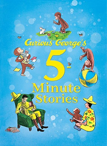 H. A. Rey Curious George's 5 Minute Stories