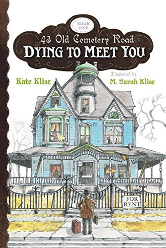 Kate Klise Dying To Meet You