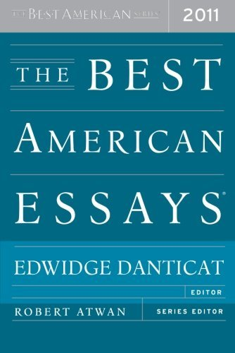 Edwidge Danticat The Best American Essays 2011